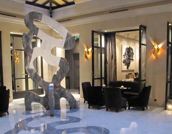 Le Burgundy Hotel - Paris