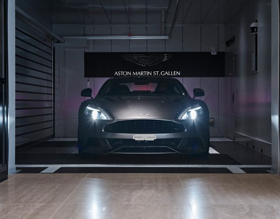 Show-Room Aston Martin - San Gallo